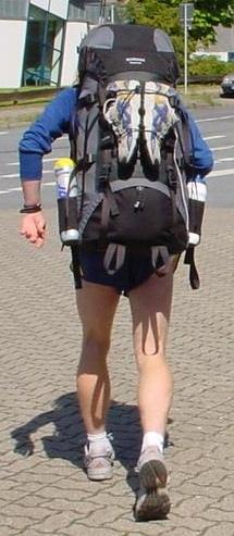 Introduction Ultramarathon beim Steppenhahn (10.2000)